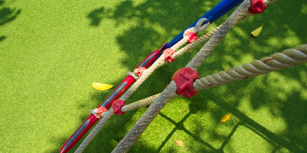 artificial grass for kids play area