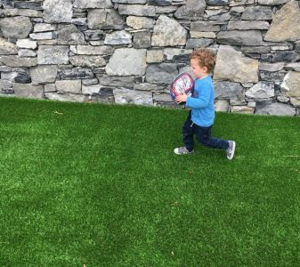 artificial grass 100% safe for kids