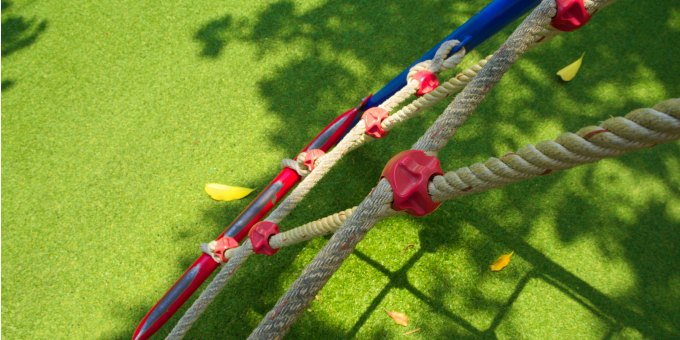 artificial grass for kids play areas