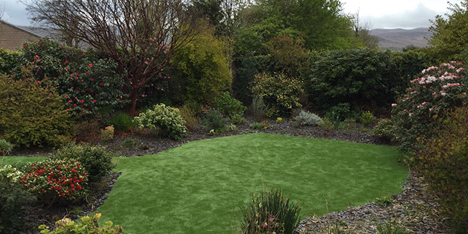 artificial grass for home gardens lawns