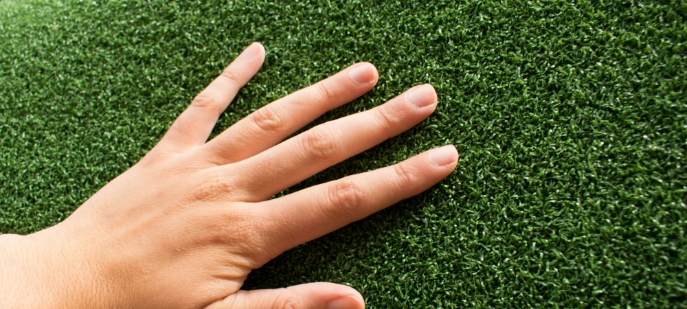 putting green artificial grass sample