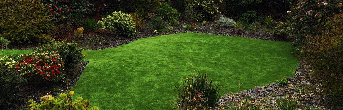 Artificial grass lawn - PST Lawns artificial grass experts - fake grass for home gardens