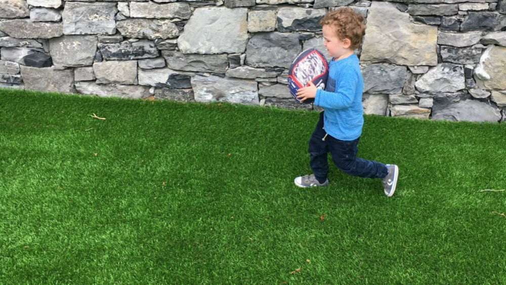 PST Lawns Artificial Grass Is Ideal For Home Gardens