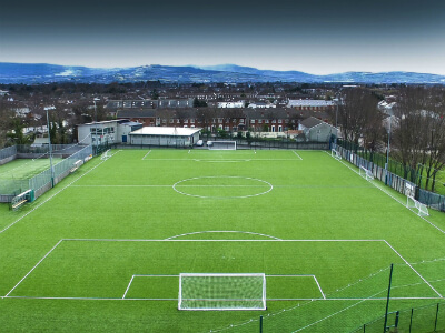 Artificial Grass for Sports Pitches