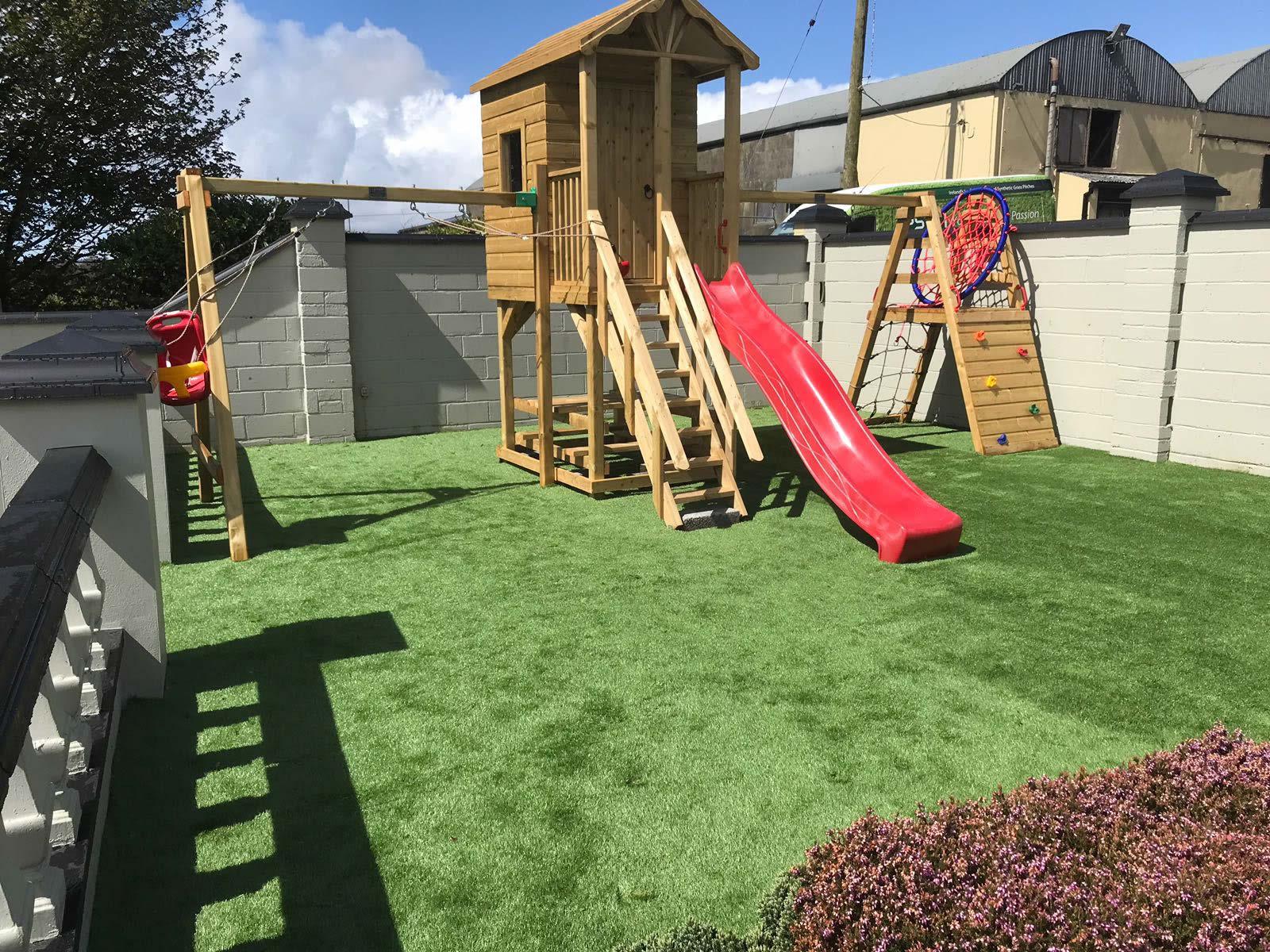 PST Lawns installation - Limerick