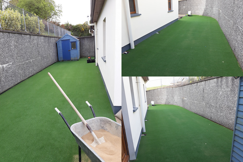 artificial grass lawn kerry 2018