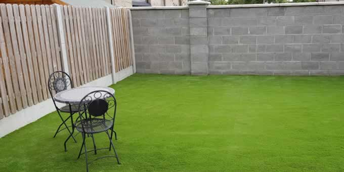 artificial grass installation for home gardens lawns