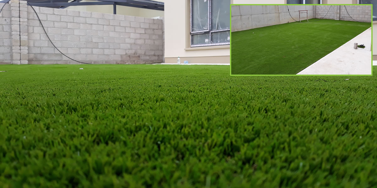 artificial grass garden Killarney