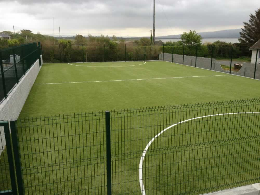 spa national school artificial grass play surface