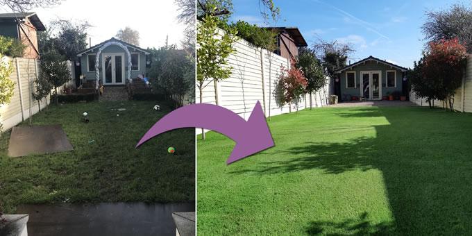 artificial grass installation Crumlin