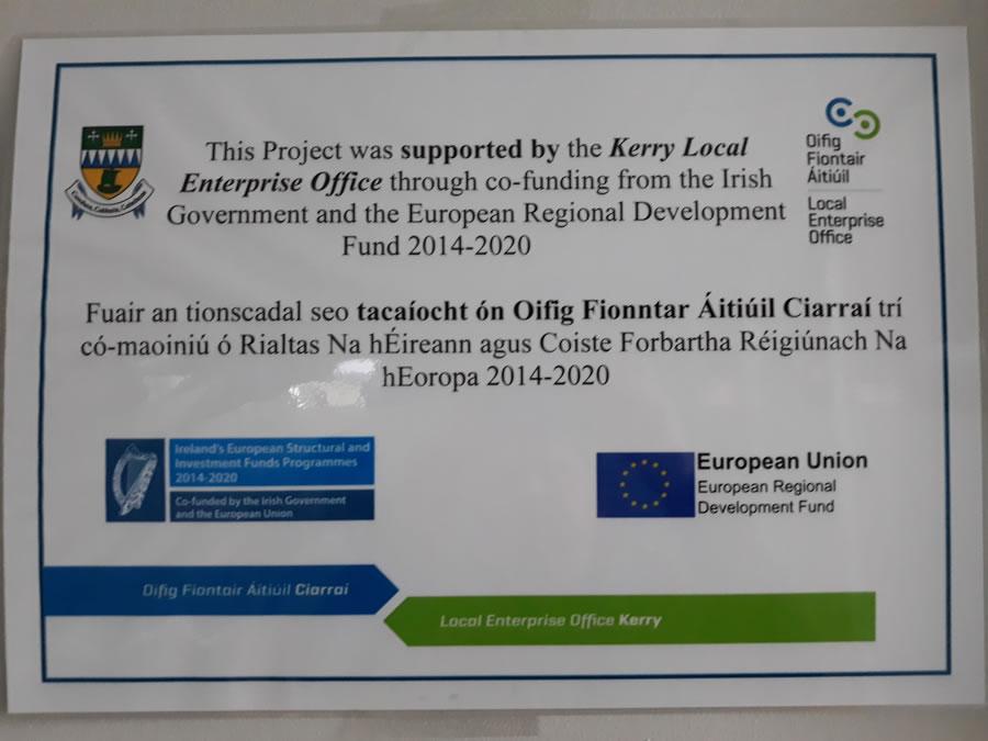 Kerry Local Enterprise Office Funding