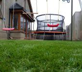 artificial grass garden in Kerry